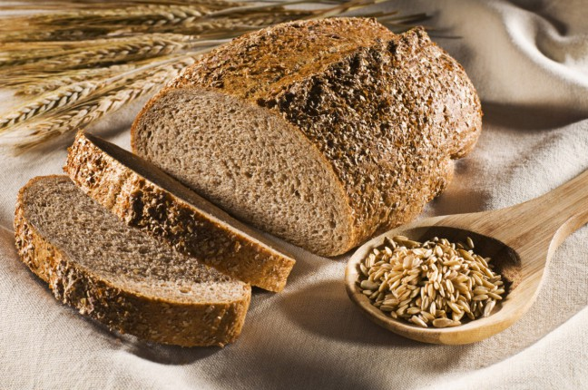 maakt brood dik